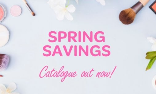 Spring savings image 2